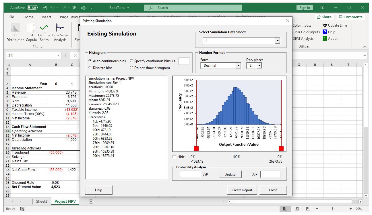 Probability analysis form 2